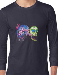 Love and Lies Male Long Sleeve T-Shirt
