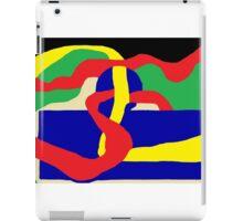 JPEG Abstract 7 iPad Case/Skin