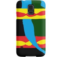 JPEG Abstract 8 Samsung Galaxy Case/Skin