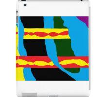 JPEG Abstract 8 iPad Case/Skin