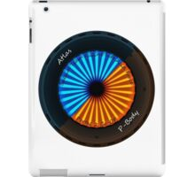Atlas and P-body STFIAF iPad Case/Skin