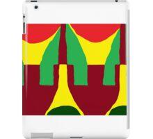 JPEG Abstract 12 iPad Case/Skin