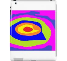 JPEG Abstract 13 iPad Case/Skin