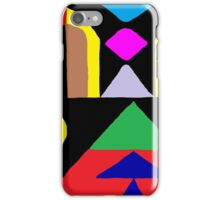 JPEG Abstract 15 iPhone Case/Skin
