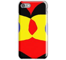 JPEG Abstract 17 iPhone Case/Skin