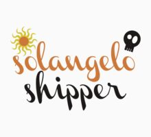 Solangelo Shipper by dragonlxrd