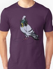 Techno Pigeon T-Shirt