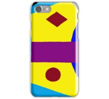 JPEG Abstract 21 iPhone Case/Skin