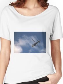 PolAir - Victoria Police Helicopter Women's Relaxed Fit T-Shirt