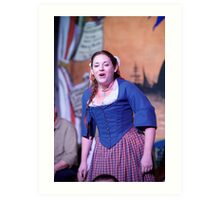 Dickens Fair Sing Along Art Print