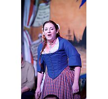 Dickens Fair Sing Along Photographic Print