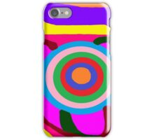 JPEG Abstract 27 iPhone Case/Skin