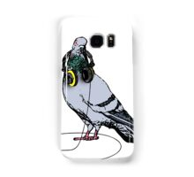Techno Pigeon Samsung Galaxy Case/Skin