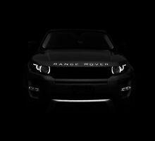 Range rover evoque by pixmate
