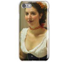 Dickens Fair Pretty Woman iPhone Case/Skin