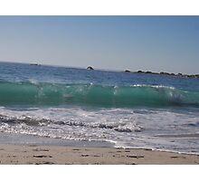 waves 1 Photographic Print