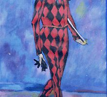 Harlequin by students