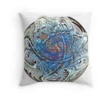 sphereriZing Throw Pillow