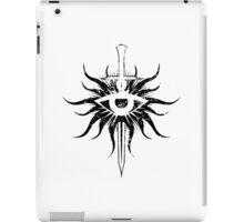 Inquisition Symbol Broken Dragon Age iPad Case/Skin