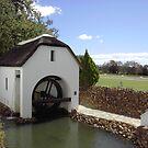 water wheel  by flower7027