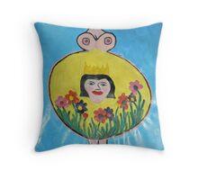 Pregnacy Throw Pillow