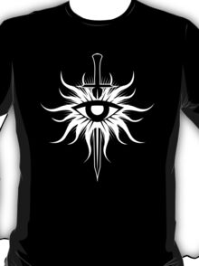 Inquisition Symbol Dragon Age White T-Shirt