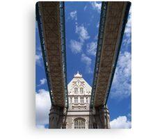 tower bridge 1 Canvas Print