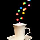 HAVE A CUP OF BOKEH by Diane Peresie