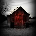 Red Barn 2 by Kristie King