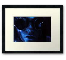 Steampunk Christmas 1 Framed Print