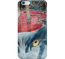 With Bloodied Feet Across the Hollowed Ground iPhone Case/Skin