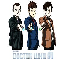 Doctor Who   by JohannPC
