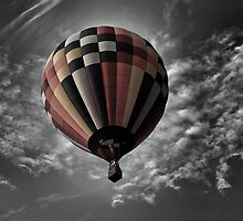 Hot Air Balloon by Jonathan Stafford
