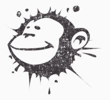 Monkeysplat Retro by Ross Robinson