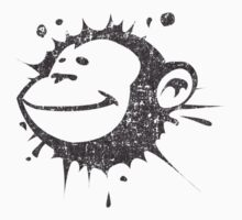 Monkeysplat Retro by Rossman72