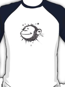 Monkeysplat Retro T-Shirt
