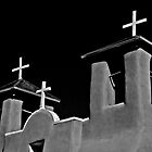 Three Crosses by David DeWitt