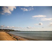 Frankston Beach Photographic Print