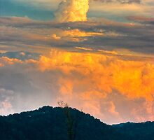 Thunderhead by J Brad Campbell