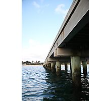 Frankston Pier Photographic Print
