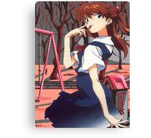 asuka. Canvas Print