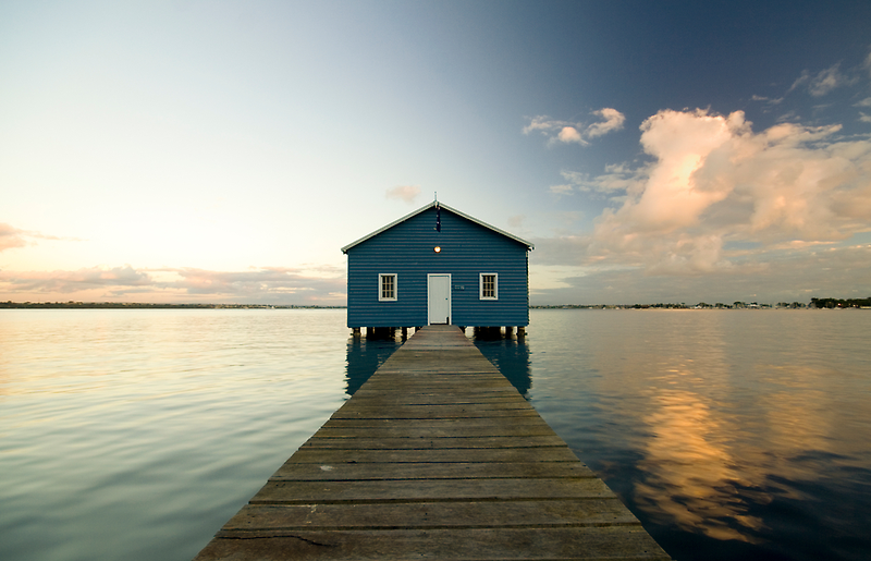 Home Sweet Home by Keegan Wong