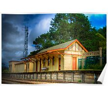 Robertson Trainstation Poster