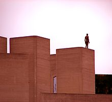 Gormley Horizon  by David Roberts