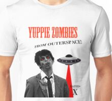 yuppie zombies from outerspace Unisex T-Shirt
