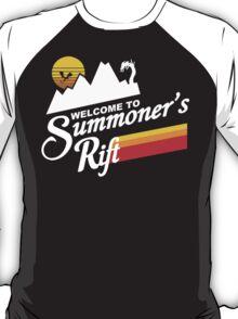 Summoners Rift Funny Geek Nerd T-Shirt