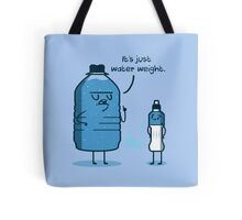 Water Weight Tote Bag