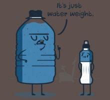 Water Weight One Piece - Short Sleeve