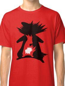 Cyndaquil Evolution T-Shirt Classic T-Shirt