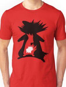 Cyndaquil Evolution T-Shirt Unisex T-Shirt